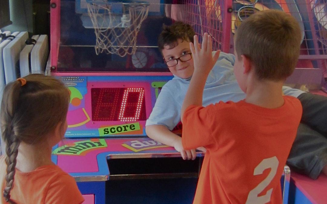 Arcade Friends